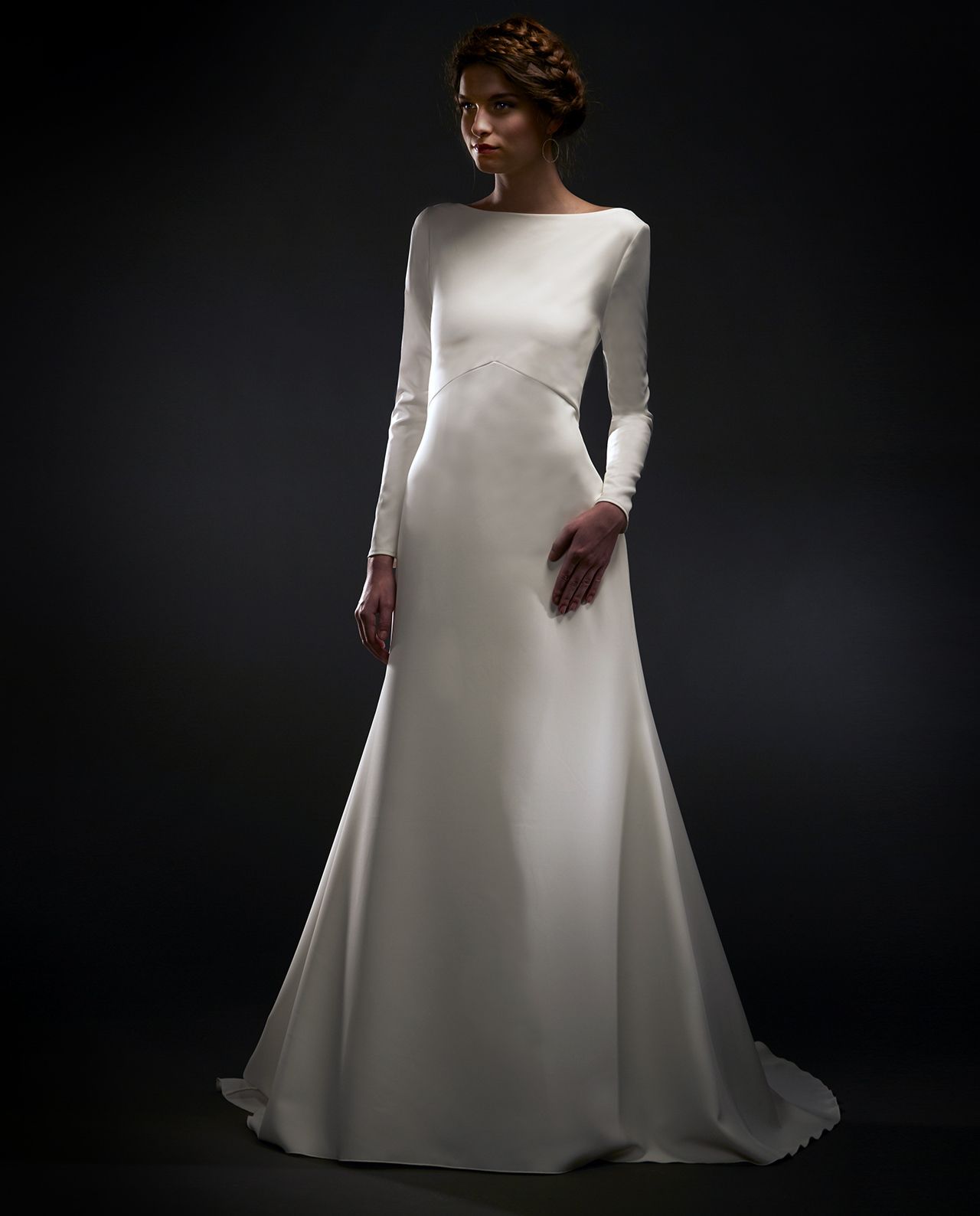 Erin Weddingdress   White Label   Gudnitz Copenhagen
