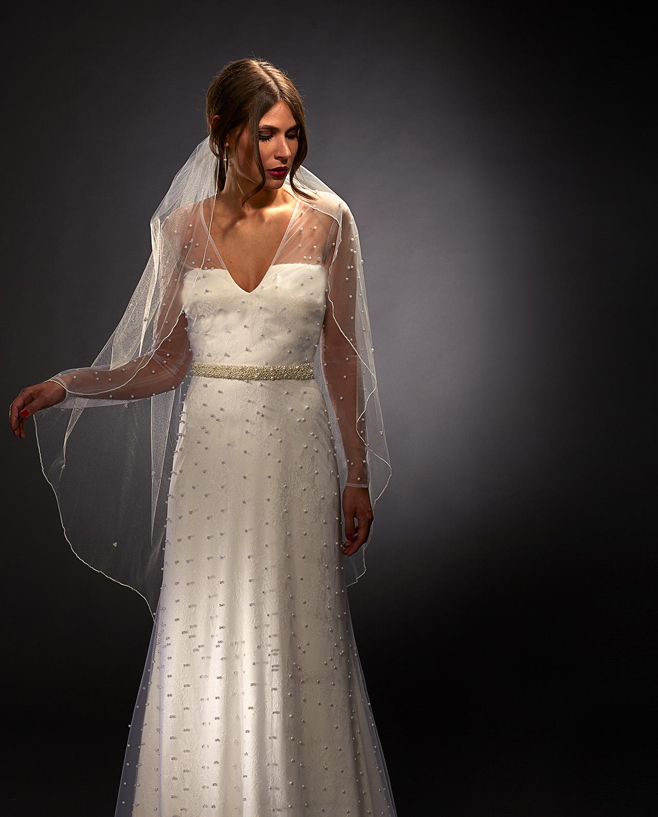 de0507b50b67 Bergman Perle Bælte. Brudebælter. Luxury Bridal Wear. Brudetilbehør.  Gudnitz Copenhagen