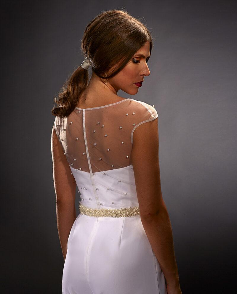 Hutton Top. Luxury Bridal Wear. Weddingaccesories. Brudetilbehør. Brudetop. Gudnitz Copenhagen