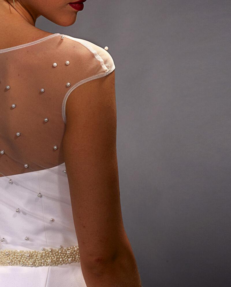 Hutton Top. Luxury Bridal Wear. Weddingaccessories. Brudetop. Brudetilbehør. Gudnitz Copenhagen
