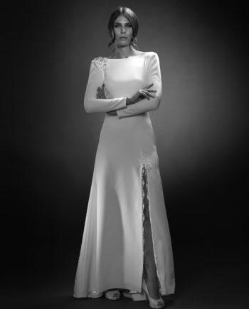 Stella White Label. Weddingdress. Gudnitz Copenhagen