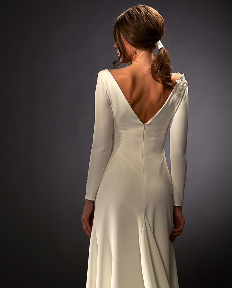Stella White Label. Weddingdress. Gudnitz Copenhagen
