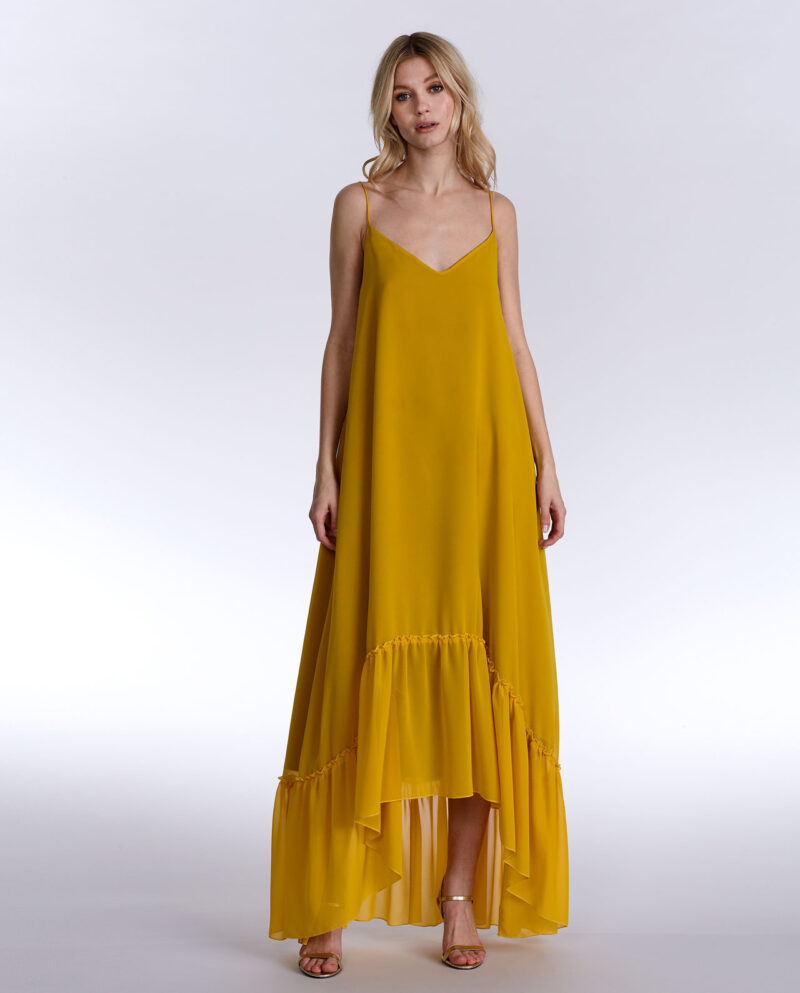 Gudnitz Copenhagen. SS02 Augusta Yellow Dress. Going Out!. Dress. Dresses. Party dress. Cocktail dress. Evening wear. Dinner dress. Party dress. Designer dress. Casual dress Summer dress. Spring dress