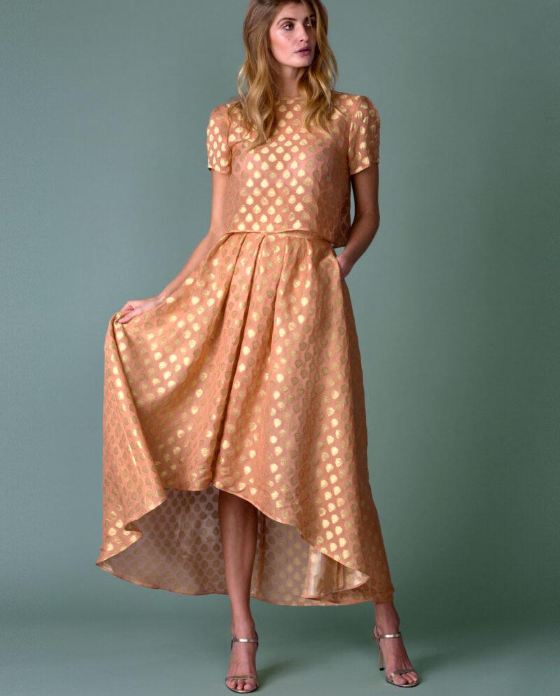 Gudnitz Copenhagen. SS10 Pixie Dust. Dress Up. Pink Dress. Dresses. Party dress. Cocktail dress. Evening wear. Dinner dress. Party dress. Designer dress. Casual dress Summer dress. Spring dress