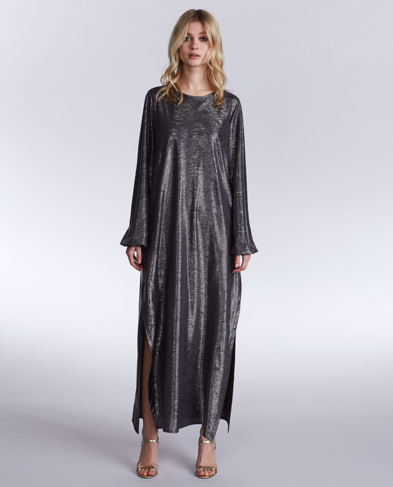 Gudnitz Copenhagen. SS16 Maya Dress Silver. Dress Up. Silver Dress. Dresses. Party dress. Cocktail dress. Evening wear. Dinner dress. Party dress. Designer dress. Casual dress Summer dress. Spring dress