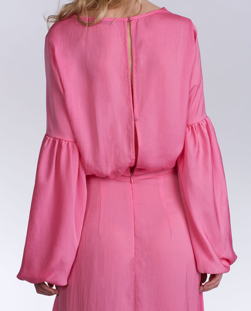 Gudnitz Copenhagen. SS18 Gaia Pink Dress. Dress Up. Pink Dress. Dresses. Party dress. Cocktail dress. Evening wear. Dinner dress. Party dress. Designer dress. Casual dress Summer dress. Spring dress