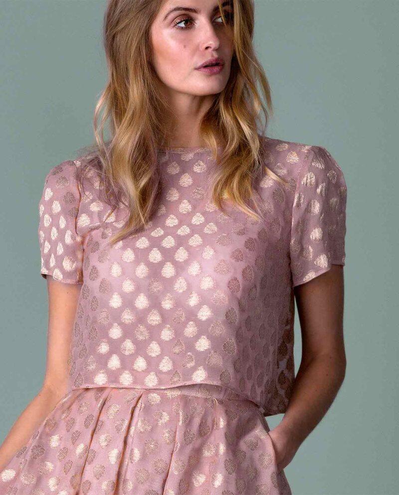 Gudnitz Copenhagen. SS10 Pixie Dust Soft pink. Dress Up. Pink Dress. Dresses. Party dress. Cocktail dress. Evening wear. Dinner dress. Party dress. Designer dress. Casual dress. Summer dress. Spring dress