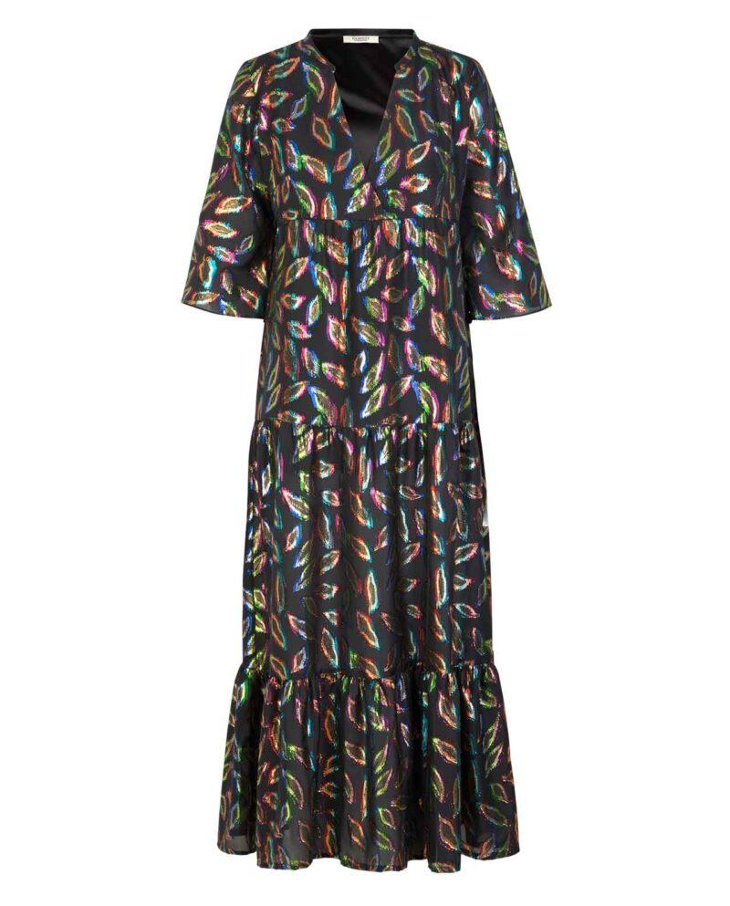 Ava dress. Black Dress. Party dress. Gudnitz Copenhagen