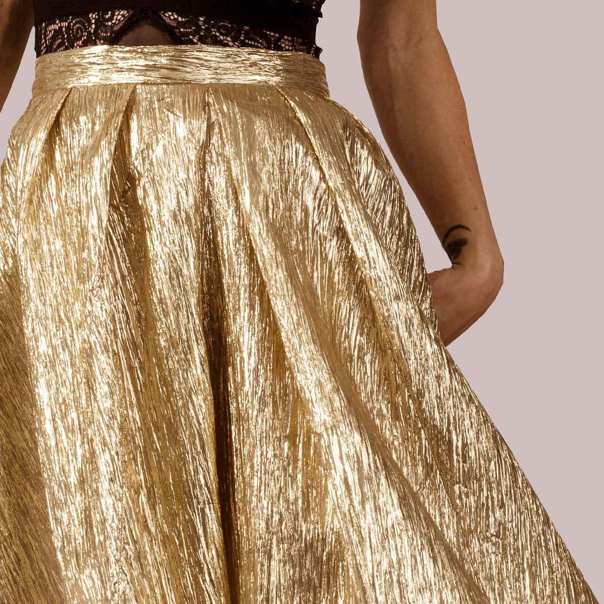 Gudnitz Copenhagen. AW33 Holly Dress. Dress Up. Gold Dress. Dresses. Party dress. Cocktail dress. Evening wear. Dinner dress. Party dress. Designer dress. Casual dress. New Year