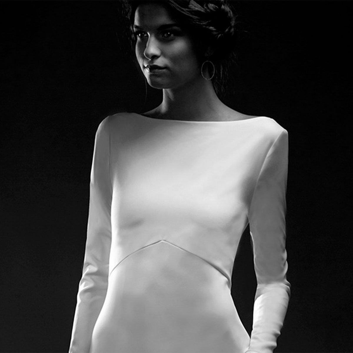 Erin wedding dress designed by rikke gudnitz, Gudnitz Copenhagen