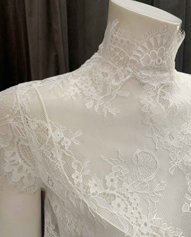 Vintage Label 03 Gudnitz Copenhagen. Vintage Wedding dresses by Gudnitz Copenhagen